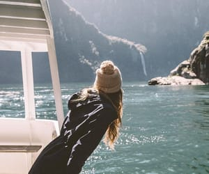 girls, photography, and sea image