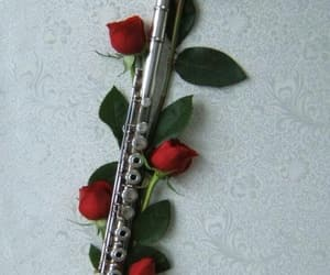 aesthetic, flute, and music image