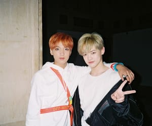 nct, chenle, and haechan image