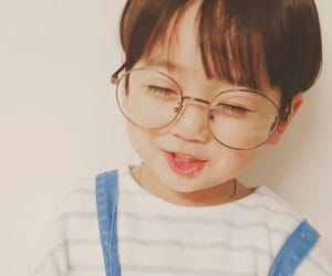 korean, bts, and baby image
