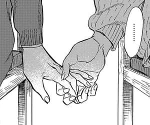 anime, grey, and manga image