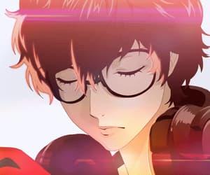 anime, gif, and music image
