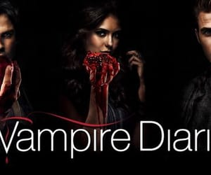 the vampire diaries, article, and tvd image