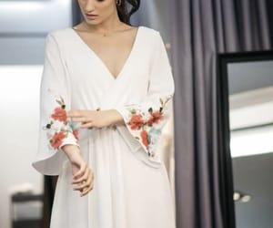 arabic, Blanc, and fashion image