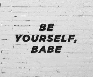 quotes and babe image