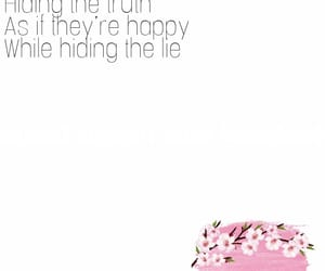 aesthetic, cherry blossoms, and quotes image