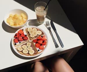 banana, choco, and chocolate image