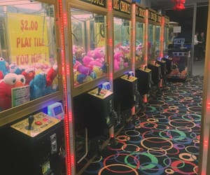 aesthetic, arcade, and game image