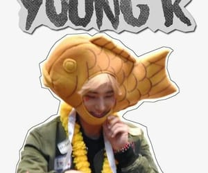 edit, day6, and young k image