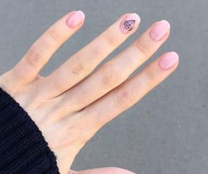 design, diamond, and manicure image