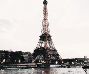 paris, place, and travel image