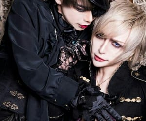 boys, visualkei, and eyes image