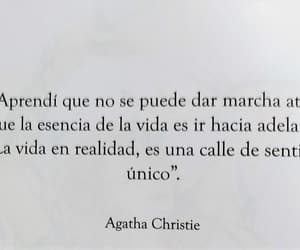 agatha christie and frases image