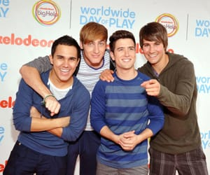 kendall schmidt, rusher, and big time rush image