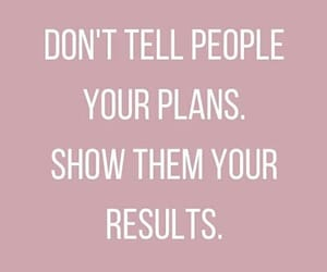 quotes, motivation, and plan image