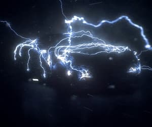 car, gif, and electricity image