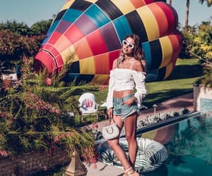 fashion, looks, and palm springs image