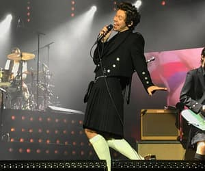 kilt, Harry Styles, and solo image