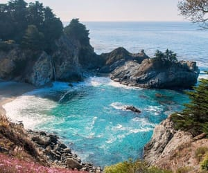 places, sea, and summer image