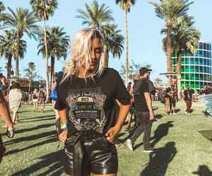 coachella, goals, and mari azevedo image