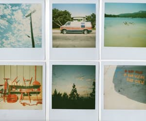 polaroid, photography, and vintage image