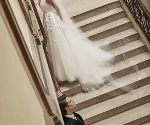 Carolina Herrera, wedding, and bridal image