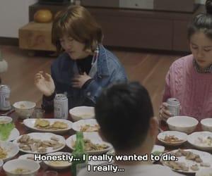 Korean Drama, subtitles, and pretty sister image