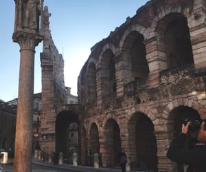 italia, verona, and italy image