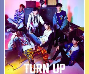 turn up and got7 image
