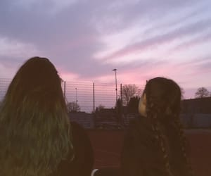 bff, braids, and goals image