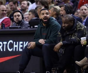 Drake, king, and drizzy image