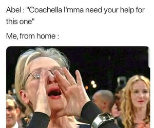coachella, funny, and home image