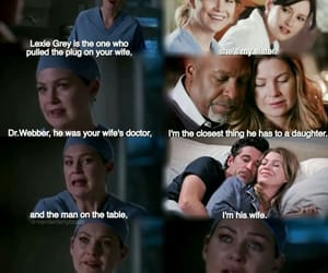 meredith grey, shot, and grey's anatomy image