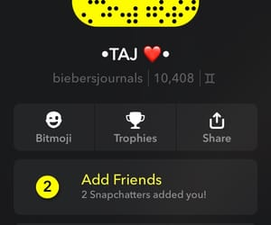 add, justin, and snap image