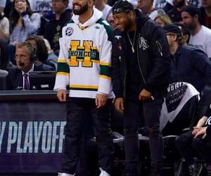 Drake, king, and aubrey image