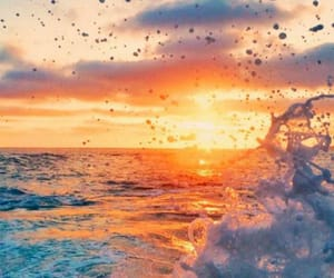 beaches, waves, and ocean image