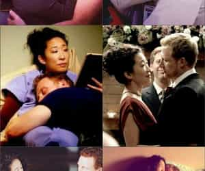 cristina yang, owen hunt, and wallpaper image