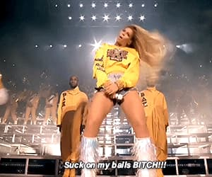 beyonce knowles, coachella, and gif image