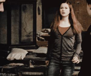 bonnie wright, gif, and ginger image