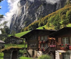 switzerland, travel, and vacation image