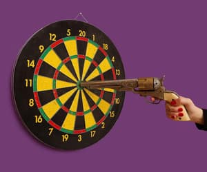 darts, numbers, and photography image