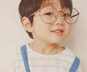 korean, cute, and baby image