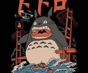 My Neighbor Totoro and totoro image