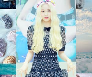 kpop, wallpaper, and jinsoul image