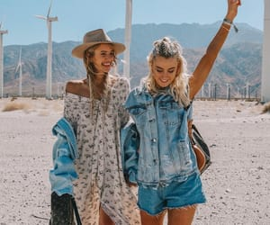 fashion, clothes, and coachella image