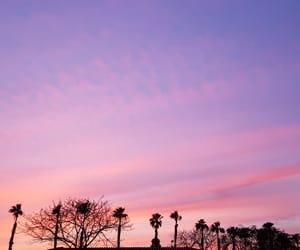 beautiful, beauty, and purple image