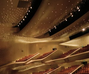 architecture, theater, and china image