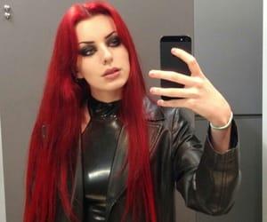 goth girl, gothic, and jacket image
