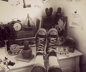 aesthetic, converse, and tumblr image