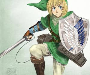 link, armin arlet, and crossover image